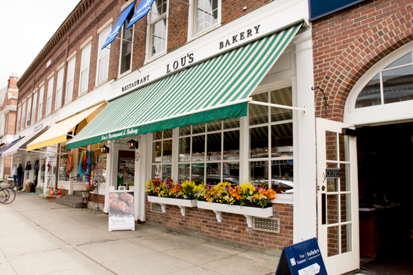 Lou's Restaurant and Bakery in Hanover - an Upper Valley icon