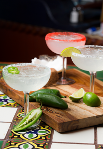 Margaritas' 5 Days of Cinco is a celebration of food, drink, and giveaway specials during the days leading up to Cinco de Mayo.