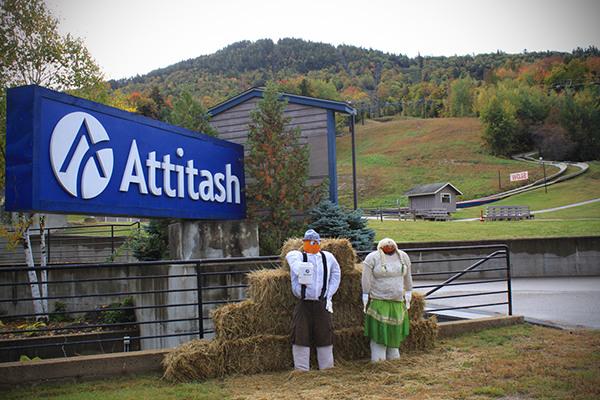 Oktoberfest fun is found at the Attitash Mountain Resort. Image courtesy of Oktoberfest by Attitash Mountain on Flikr.