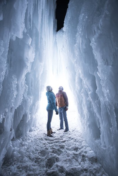 Ice Castles Lincoln