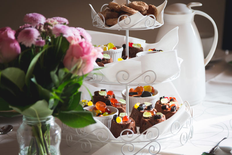 A Mother's Day High Tea makes the perfect gift