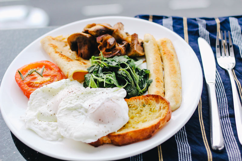 Try these fun brunch spots this Easter in New Hampshire.