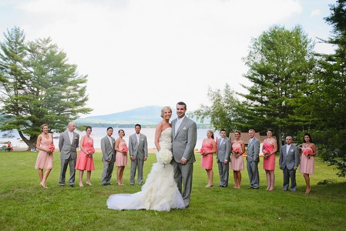 Planning a New Hampshire wedding? A couple says