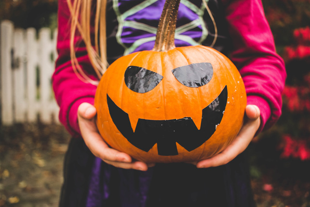 Submit a pumpkin or scarecrow for Bedford Village Inn's first annual Pumpkin & Scarecrow Festival.