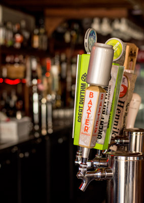 IPAs, sours, red ales, porters, you name it. There's something for every one at Strange Brew Tavern.