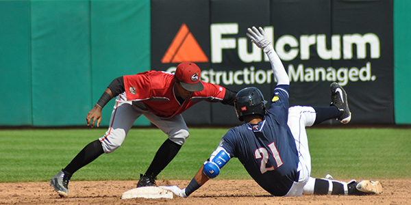 Watch the New Hampshire Fisher Cats take on a rival team at the Northeast Delta Dental Stadium in Manchester, NH.