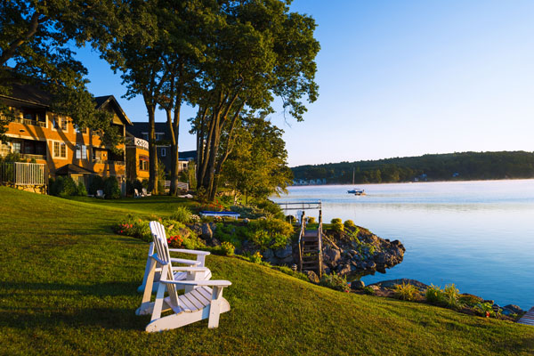 Mill Falls at the Lake is the access to Lake Winnipeasukee guests have been dreaming of.