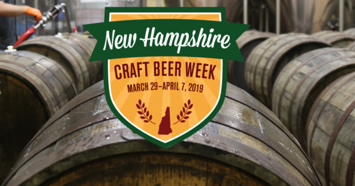 nh craft beer week