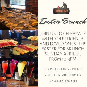 Peachy Best Easter Brunch Buffets In Southern Nh Nh Flavors Download Free Architecture Designs Sospemadebymaigaardcom