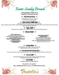 Terrific Best Easter Brunch Buffets In Southern Nh Nh Flavors Download Free Architecture Designs Sospemadebymaigaardcom