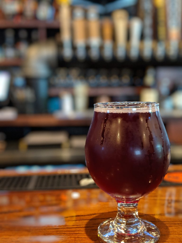 shopper's pub sour beer