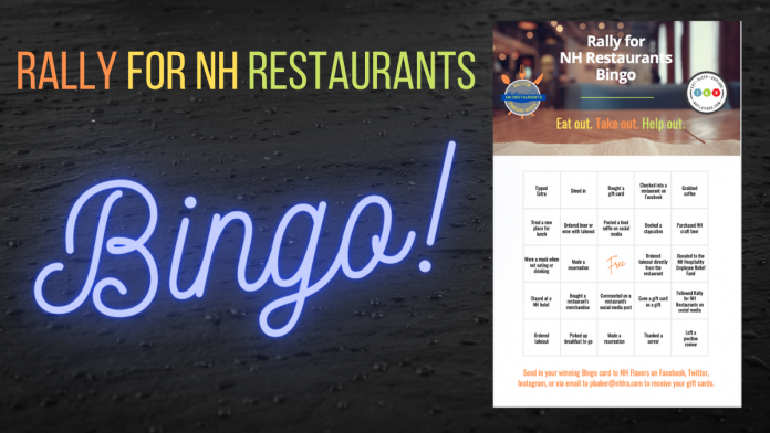 rally for nh restaurants